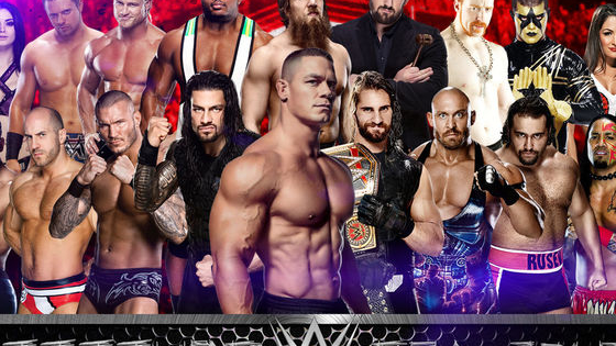 Find out which WWE Wrestler you are! You could be John Cena, Daniel Bryan, Dolph Ziggler!