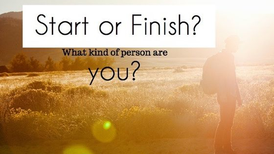 We all know how hard it is in life to make decisions but this quiz will tell us how good you are at starting ideas and how good you are at finishing them which is often the hardest part of the job.
