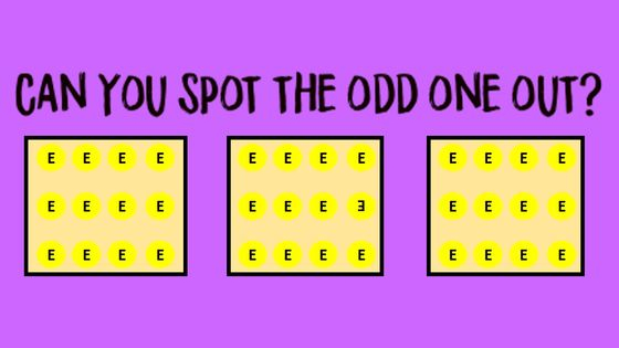 There is only a small percentage of the population that has almost perfect color vision! It's hard than it looks!! Put your color vision to the test now!