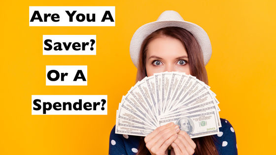There are two types of people in this world; those who save and those who spend. You might THINK that you're a good person and save your money, but this test might reveal otherwise...Which side do you belong to?
