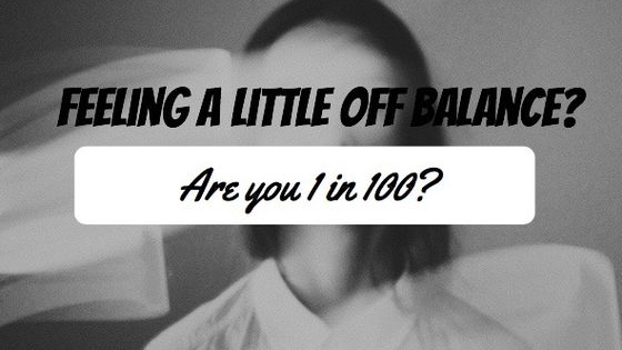 Try this little taster 10 question quiz that will help determine how much off balance you are? We don't want to call you cray-cray but it's good to know all our limits with this mega intense personality quiz!