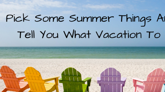 Vacation, all you ever wanted!