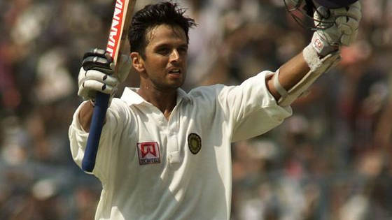 Can you fill up the missing bricks in this Rahul Dravid Stats challenge?
