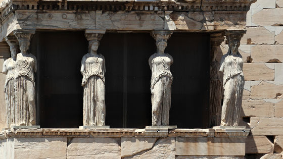 Are you the Zeus of Cyrene or one of the six Caryatids? Find out which ancient Greek temple you are with this quiz! www.trazeetravel.com
