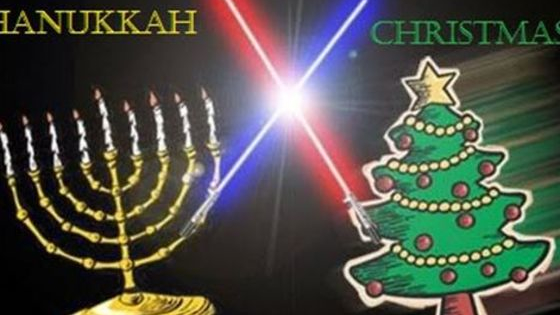 Find out whether you should spin the dreidel or decorate the tree!