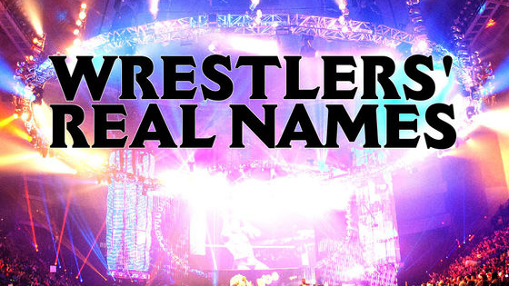 See if you can decipher these anagrams of wrestlers' birth names and pair them with the correct performer.