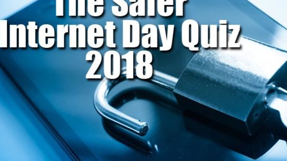 To celebrate this years Safer Internet Day 2018, here are 10 questions for you about Internet security and privacy!