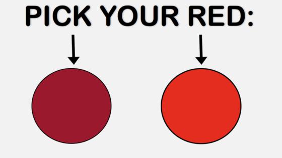 据专家说,男人和女人被不同的颜色所吸引。这个美丽的颜色测试将帮助你确定你内在的主导性别是男性或女性还是中性!