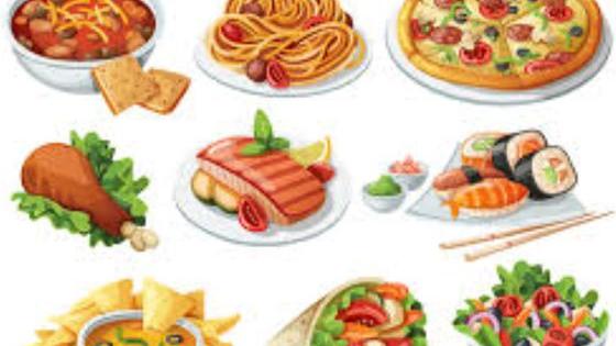 Breakfast, lunch, dinner, or dessert? Yum yum