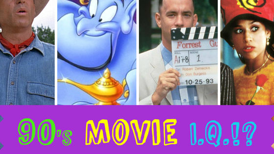 From the Disney Renaissance to Jurassic Park and Forrest Gump - How well do you actually remember the classics of this nostalgic era?