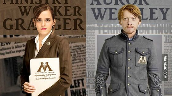 Which magical job would you have if you lived in the wizarding world?