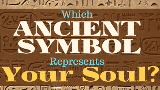 From Ancient Egypt to The Norse Vikings, symbols were used to represent ultimate powers, and also - ourselves. Which ancient symbol encapsulates your soul & who you are?