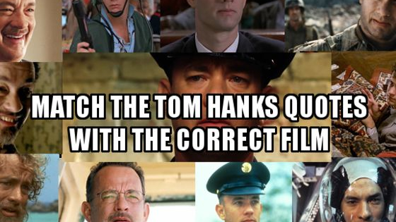 See if you can match the quotes of Hanks characters to the correct film!