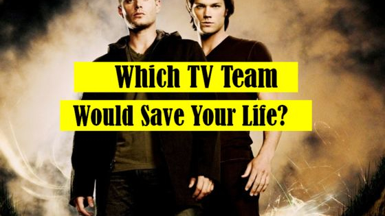 Will you be saved by Sam & Dean, or will you see Daryl and Rick rush to the rescue?