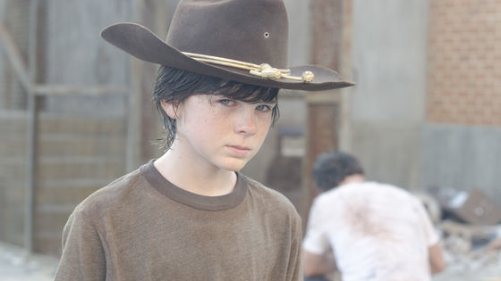 Chandler Riggs' Carl has had quite a few memorable looks over the past six seasons. But can you remember when he sported each one?!