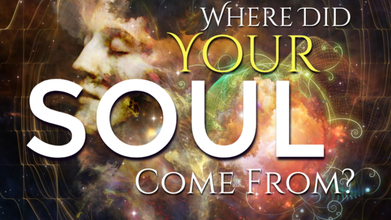The circle of life is never-ending. In what form did the very essence of your being exist before it became... you?