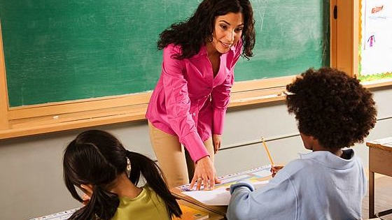 A teacher is one of the most respected jobs, can you find out if you're good or not?