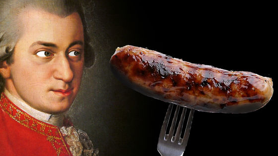 Some composers ate to live, others lived to eat. Can you match the composer to his favorite food?