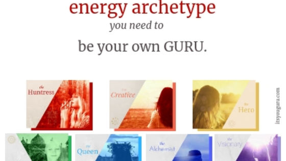 Look. We can all use s'more balance in our lives. Figure out which archetype is MIA from your life. Then visit me at itsyouguru.com for a kick-booty chakra archetype course.