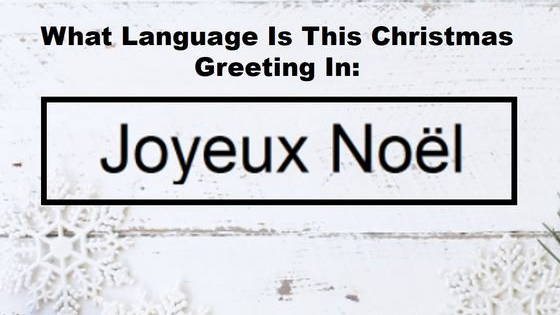 How much of a multi-festive linguist are you?
