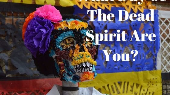 Which spirit are you embodying?