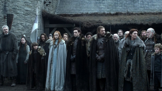 Which character are you? Are you Tywin, maybe Bran, or Jon, possibly Cersei? Find out now!