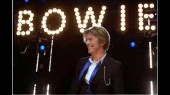 You will be shown clips from David Bowie songs, but how many can you identify, let's find out .....