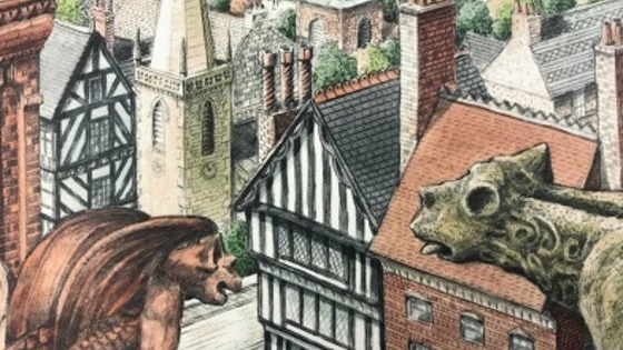 Do you know your balustrades from your bargeboards? Your crenellations from your cornices? Could you identify the difference between a pitched roof and a hipped roof?  It's time to test your architectural knowledge – specifically your knowledge of the very buildings around you – with our fiendishly tricky rooftop quiz!