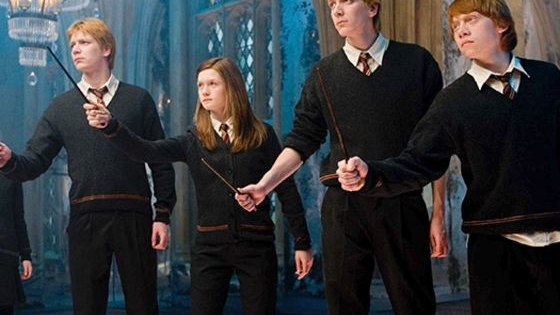 Are you Ginny, Ron, Fred, George, Percy, Bill, Charlie, Arthur or Molly? Which member of everyone's favourite family are you?