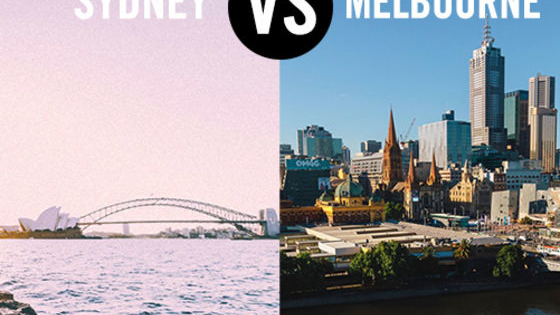 Take our quiz and find out if your heart truly belongs in Sydney or Melbourne...