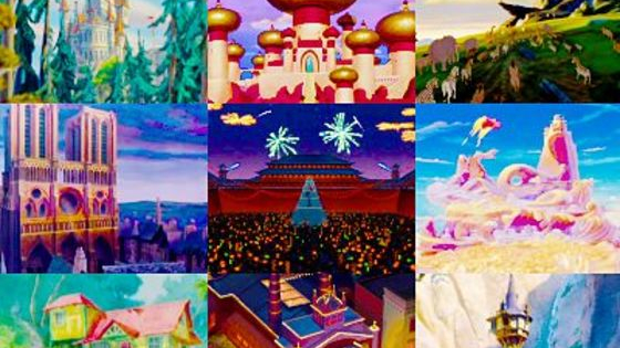 Disney has some of the most fun real estate around - so which of these homes would you be most likely to live in?