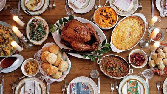 It's that time of year to stuff your face until you can't move anymore! While we are all waiting for everyone's favorite day to pig out we decided to make this quiz! Find out which part of the Thanksgiving feast you are by answering these questions!  Get all our favorite Thanksgiving recipes on our blog! http://bit.ly/1MJxkQF