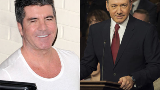 Can you tell the House of Cards villain from the music mogul?