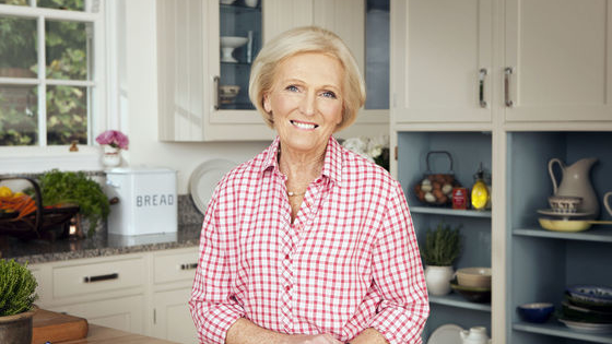 The Great British Bake Off judge is one amazing lady. Time to find out if you've got what it take to be as brilliant as Berry...
