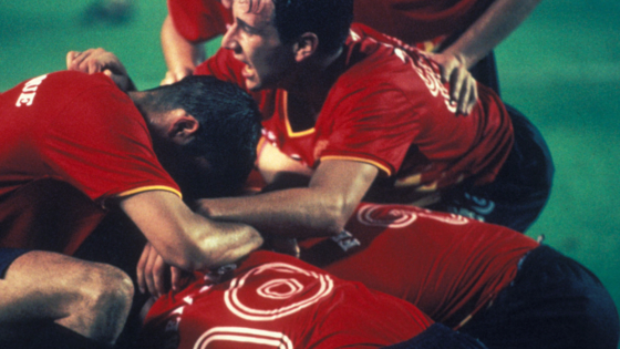 25 years ago the Spanish National Team won the gold medal at the Barcelona '92 Olympics... How much do you know about that historic event?