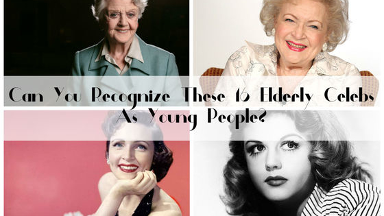 Sure we all know and love Betty White and Woody Allen, but can you identify them as youngsters?