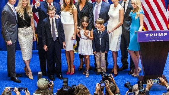 Test your knowledge of the extended Trump clan before they potentially become the first family of the United States!