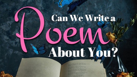 If rhyme is magic, then poems are spells. Can we write one for you? This quiz tells!