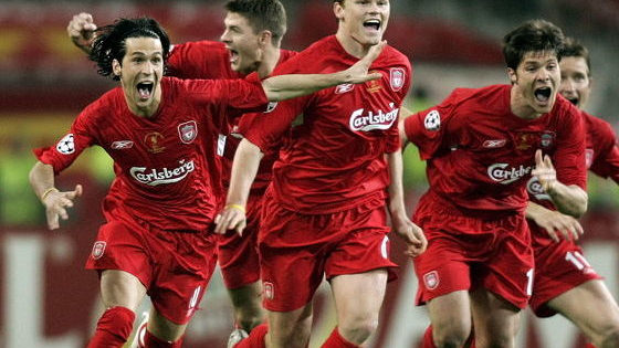 It was one of the greatest Champions League comebacks of all time - but can you name these Liverpool heroes of Istanbul?