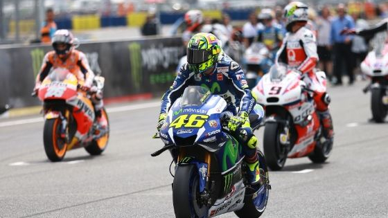 Are you VR46 through and through or more of a smooth and stylish Lorenzo type? Find out which MotoGP rider you share most in common with.