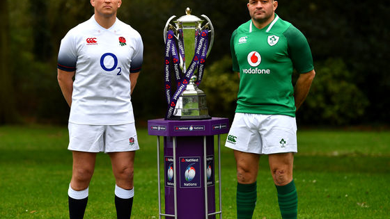 With the big game at Twickenham this weekend, what better way to get set up than test your England v Ireland rugby history...
