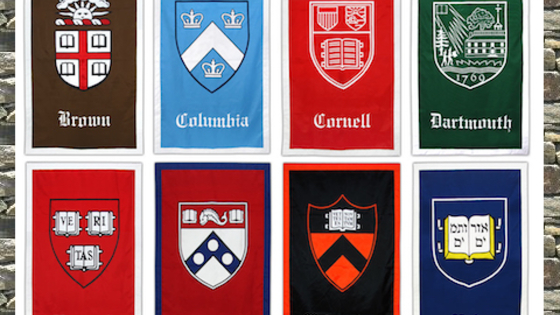 Are you Ivy-League material? Fill a dorm room with all of the back to school essentials, and we'll tell you which prestigious university you should call home.