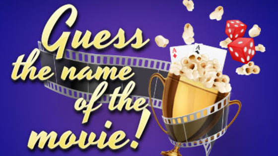 Neon lights, smoke, music, cards and excitement - gambling and casinos go hand in hand at the movies - Can you guess the name of the movie?