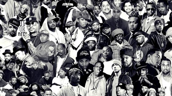 Find out which cool rapper you are!