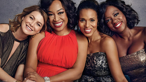 Step carefully...it's Shonda Rhimes' world and you're just living in it.
