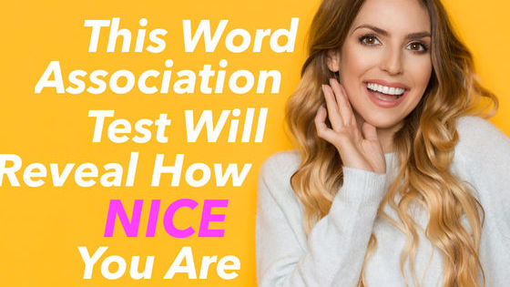 You may think you're nice, but how nice are you? People say it's important to be kind but where do you fall on the scale of niceness?