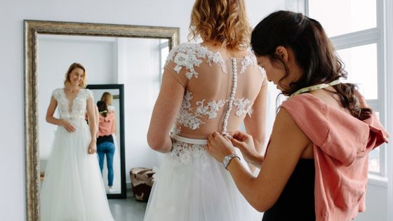 Take this quiz to find out what wedding dress best matches your style!