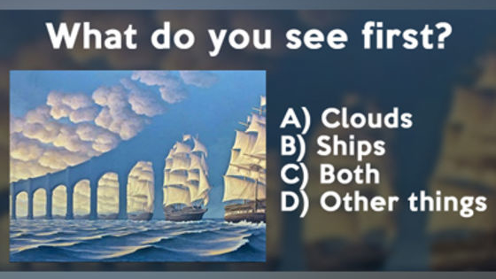Test your brain with this optical illusions test!