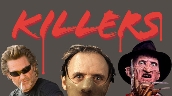 See if you can remember the movies and TV shows these fictional killers went on their spree...