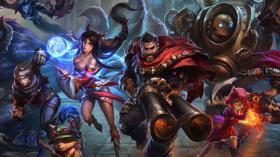 Time to show if you've got a true display of skill! How well do you know League of Legends?